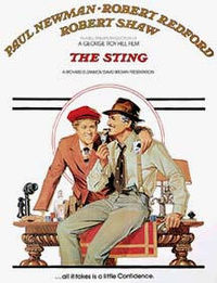 The Sting, 1973 movie, 7 Academy awards
