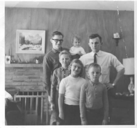 Keith siblings