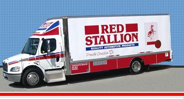 redstallion