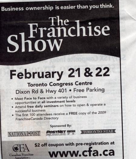 franchiseshow