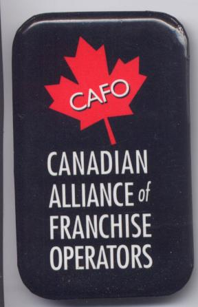 Image result for canadian alliance of franchise operators logo