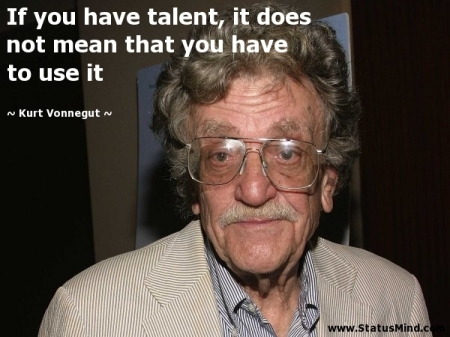 Talent Vonnegut
